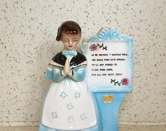Prayer Lady Napkin Holder - Our Own Imports