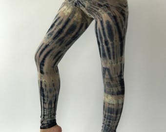 TD0217 Women's Tie Dyed Yoga Pants and Leggings,perfect for yoga super comfort, tiedye