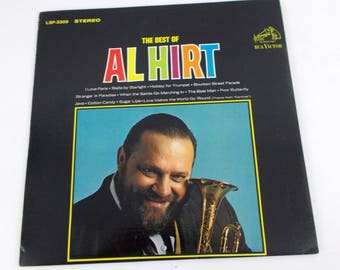 The Best of Al Hirt Vinyl LP Record Album LSP 3309
