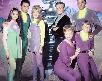 Cast from Lost In Space , 1960's
