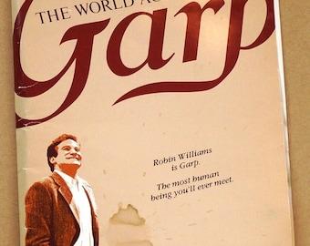 The World According to Garp  Movie Press Kit  Original  1982 Press Kit  -  Robin Williams