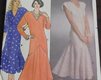 Nicole MIller Butterick Sewing Pattern, Size 12-14-16