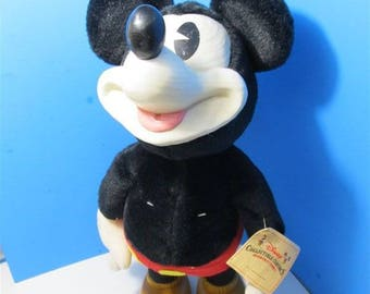 Walt Disney Collectible Classics Mickey Mouse Woodsculp Series by Applause
