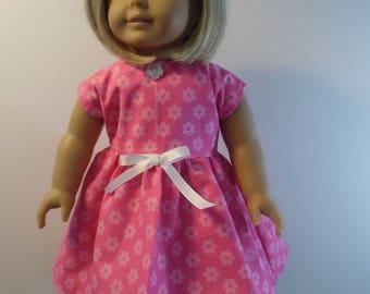 American Girl Pink Sundress