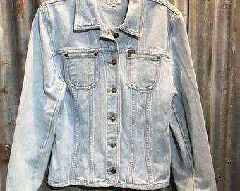 Vintage Lee Cooper Denim Jacket