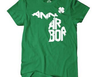 ANN ARBOR, MICHIGAN | Stately City St. Patrick's Day Collection