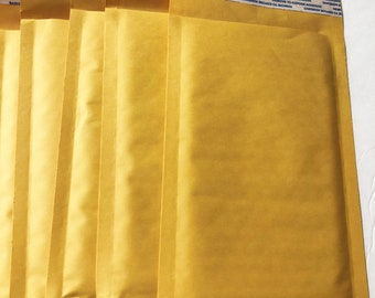 On Sale, 20 Padded Mailer Envelopes, 5x9mm Mailers, Jewelry Mailers, Craft supplies, Jewelry supplies