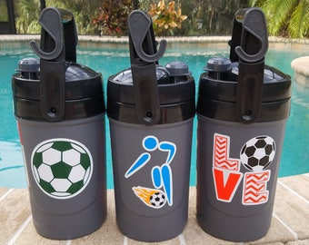 Soccer Water Jug, Igloo Cooler, Soccer Water Bottle, Igloo Water Jug, Sports Water Bottle, Igloo 1/2 Gallon, Igloo Water Cooler, Soccer Gift