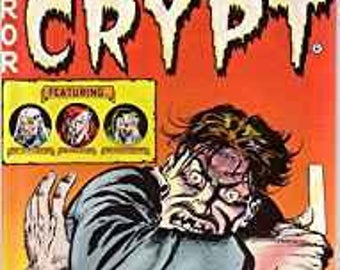 Tales From the Crypt, # 4 Comic Book 1990