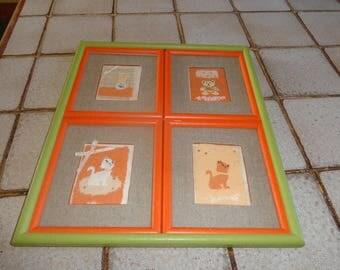 frame for child