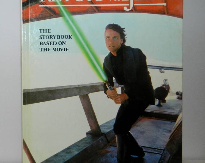 Return of the Jedi: The Storybook Based on the Movie, Hardcover – May 12, 1983