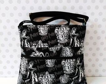 Harry Potter Gryffindor Crossbody Bag / Small Crossbody Bag
