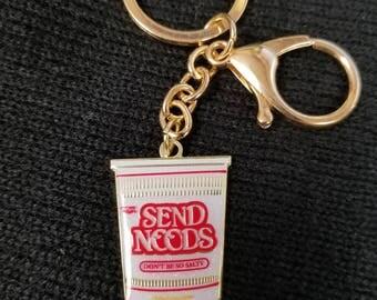 Send Noods Keychain