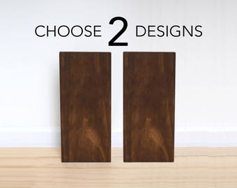 2 SIGNS: your choice of designs