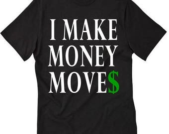 I make money moves etsy for How to make money selling custom t shirts