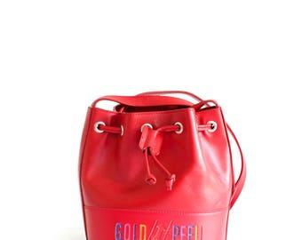 Vintage GoldPfeil bucket bag