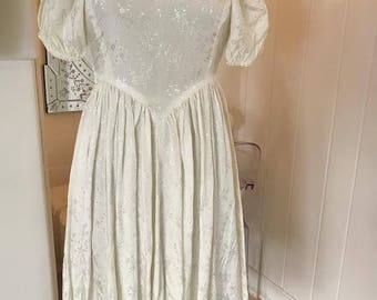 Victorian Princess Vintage Dress