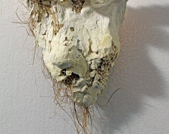 Unique small sculpture fragment