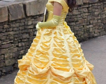 Princess Belle from Beauty and the Beast Costume Adult or Child