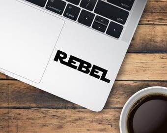 Star Wars Rebel Decal