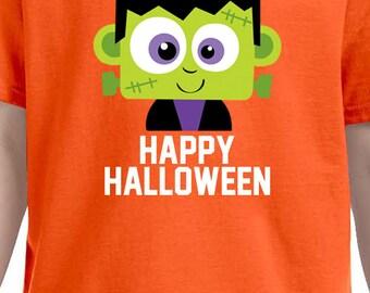 Halloween Frankenstein shirt, halloween shirt, frankenstein