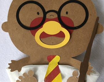 Baby Harry Baby Potter Baby Shower Napkins Baby Shower Decor Wizard Baby Shower