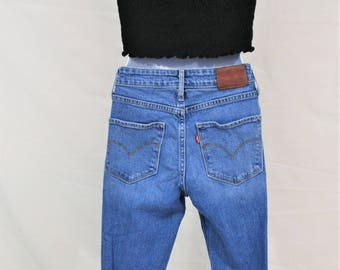 Levis High Waisted Jeans | Size 25