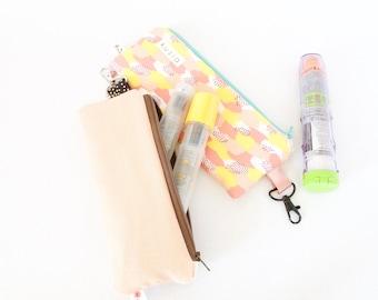 EPI PEN Carrier. 2 for 40 Usd. INSULATED Medical Allergy Pouch.Waterproof Epi Pen Case.Cute Epipen pouch.Rose Gold Medical Bag.Epi Pen Case