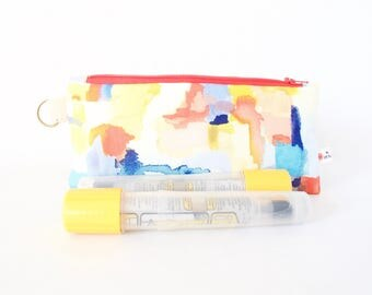 EPIPEN Case. EpiPen Carrier. Allergy Bag. INSULATED Medical Allergy Pouch.Waterproof Case.Cute EpiPen pouch.Cute Medical Bag.Peanut Allergy