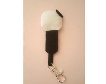 BTS lightstick keychain