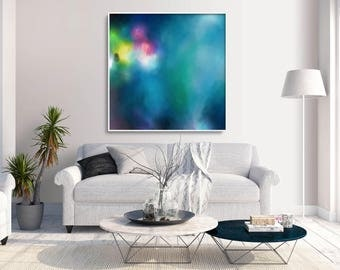Original Artwork, Abstract Art, Abstract Painting, Abstract Canvas, Blue Abstract Art, Modern Art, Abstract Wall Art, Contemporary Art