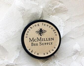 Lavender Beeswax Skin Salve