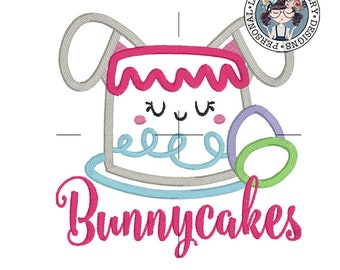 Easter Embroidery-Easter Applique-Embroidery Design-Applique Pattern-Bunny Embroidery-Bunny Applique-Embroidery Download-Machine Embroidery