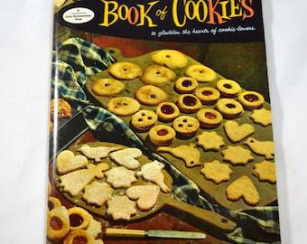 Good Housekeeping's Book of Cookies Vintage Cookbook 1958 1950s Cookbook 1950s Dessert Cookbook Vintage Entertaining