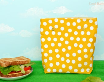 Snack bags, snack pouches, sandwich bags, reusable snack bag, kids lunch bag, toddler lunch bag, lunch tote, lunch box for kids, vegan lunch