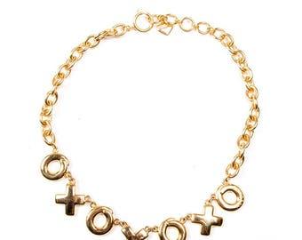 Moschino XO Necklace