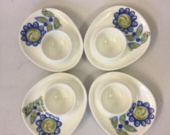 Figgjo 'Tor Viking' set of egg cups