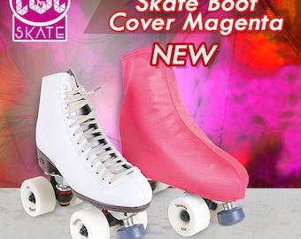 Skate Boot Cover Magenta