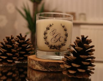 Pine Forest • 30cl Luxury Scented Soy Wax Candle