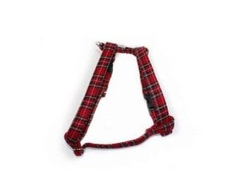 Red Tartan Harness