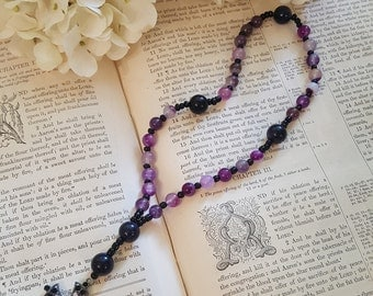 Anglican Prayer Beads - Christian Rosary - Devotion