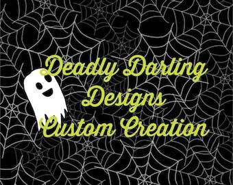 DDD CUSTOM CREATION!