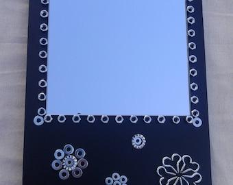 key entry mirror