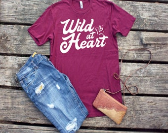 Wild at Heart Svg, Gypsy Svg, Girls Svg, Inspirational Svg,Dxf,Png,Jpeg