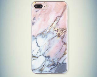 Marble iPhone 8 Case iPhone 7 Plus Case iPhone 8 Plus Case Pink iPhone 6s Case Samsung S8 Case iPhone X Case for Samsung Note 8 Case iPhone