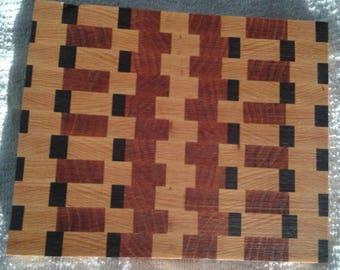 Select hardwood cutting boards, cuustomizable