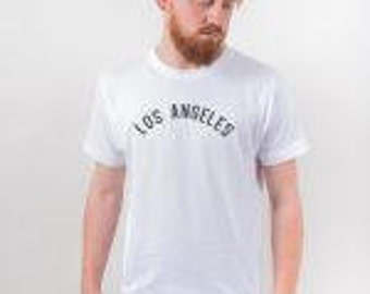 "You SHIRT to print ""los angeles."