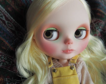 Custom Blythe Dolls For Sale by Melon - OOAK Custom Blythe Doll