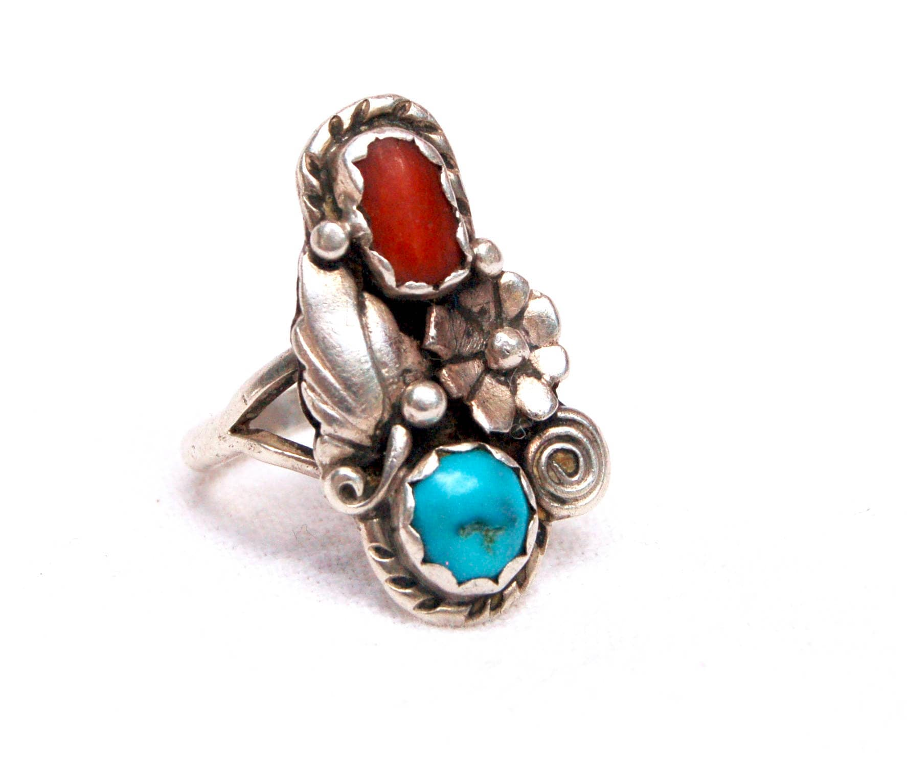 vintage fullxfull jewellery american ring southwest native silver il jewelry sxup gallery listing photo turquoise