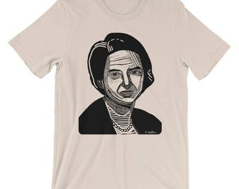 ROSALIND FRANKLIN Adult T-shirt